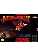 Super Nintendo Aero the Acro-Bat