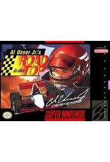 Super Nintendo Al Unser Jr.'s Road To The Top (Cart Only)