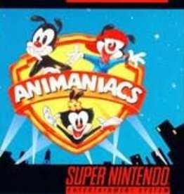 Super Nintendo Animaniacs (Cart Only)