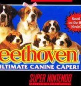 Super Nintendo Beethoven (Cart Only)