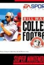 Super Nintendo Bill Walsh College Football (Cart Only)