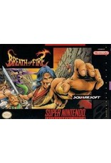 Super Nintendo Breath of Fire (Cart Only)