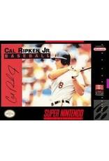 Super Nintendo Cal Ripken Jr. Baseball (Cart Only)