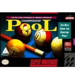 Super Nintendo Championship Pool (Cart Only)