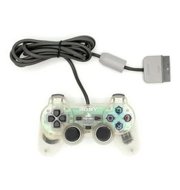Playstation PSX Dualshock Controller (Clear)