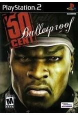 Playstation 2 50 Cent Bulletproof (CiB)