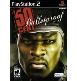 Playstation 2 50 Cent Bulletproof (CiB)
