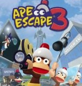Playstation 2 Ape Escape 3