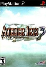 Playstation 2 Atelier Iris 3 Grand Phantasm