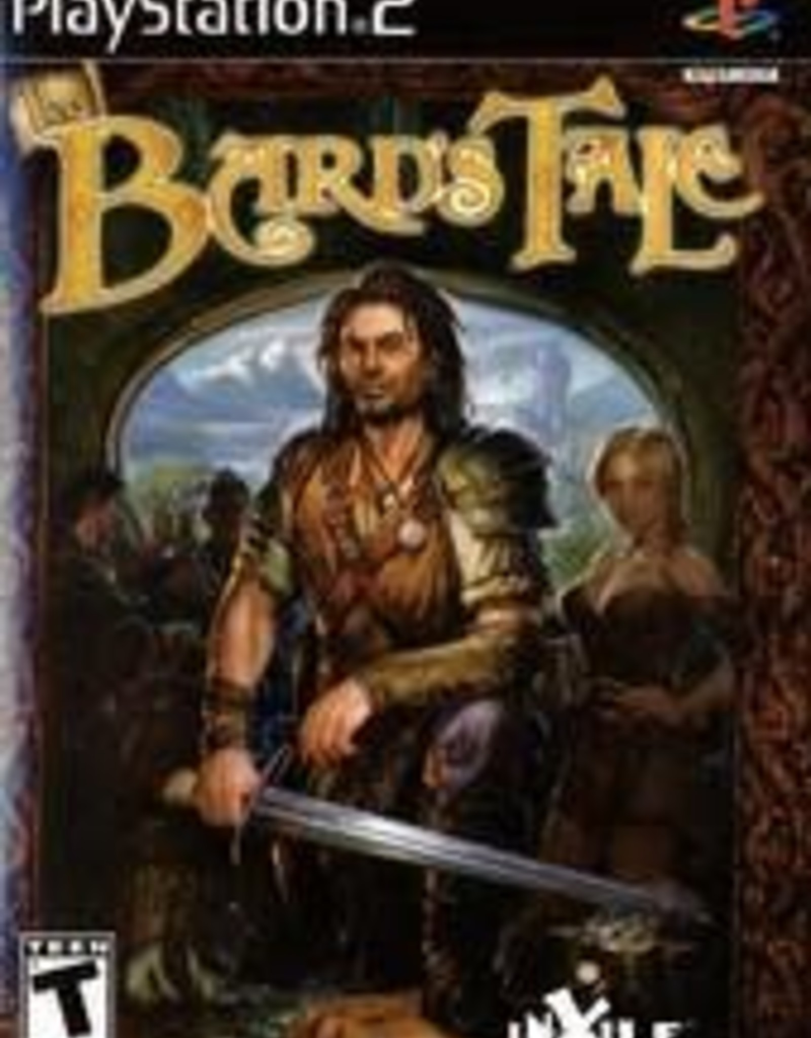 Playstation 2 Bard's Tale