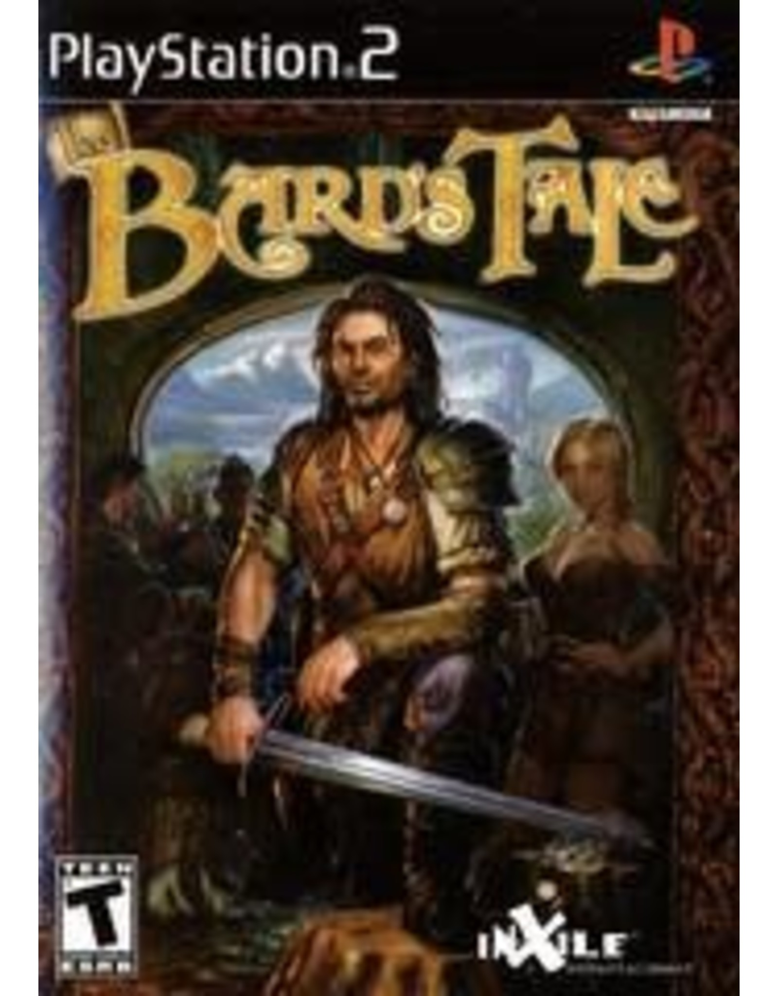 Playstation 2 Bard's Tale (CiB)