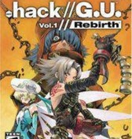 Playstation 2 .hack GU Rebirth