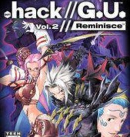 Playstation 2 .hack GU Reminisce (No manual)