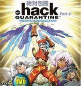 Playstation 2 .hack Quarantine