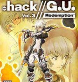 Playstation 2 .hack GU Redemption