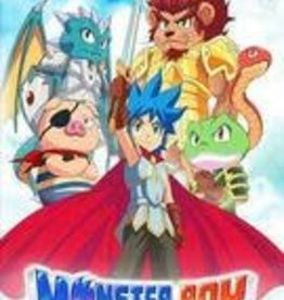 Nintendo Switch Monster Boy and The Cursed Kingdom (Brand New)