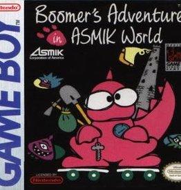 GameBoy Boomer's Adventure in Asmik World (Cart Only)