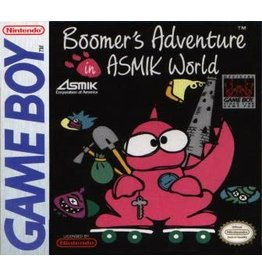 GameBoy Boomer's Adventure in Asmik World (Cart Only)
