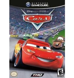 Gamecube Cars (No Manual)