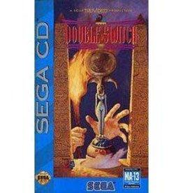 Sega CD Double Switch (CiB)