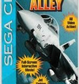 Sega CD Tomcat Alley