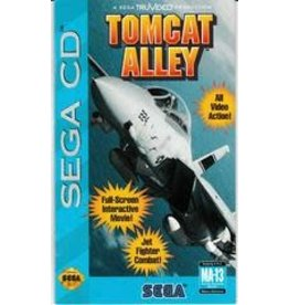 Sega CD Tomcat Alley (CiB)