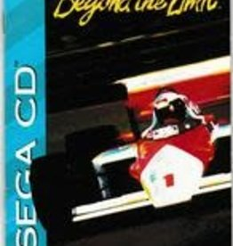 Sega CD Formula One World Championship: Beyond the Limit (CiB)