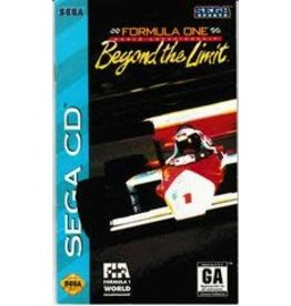 Sega CD Formula One World Championship: Beyond the Limit (CiB)
