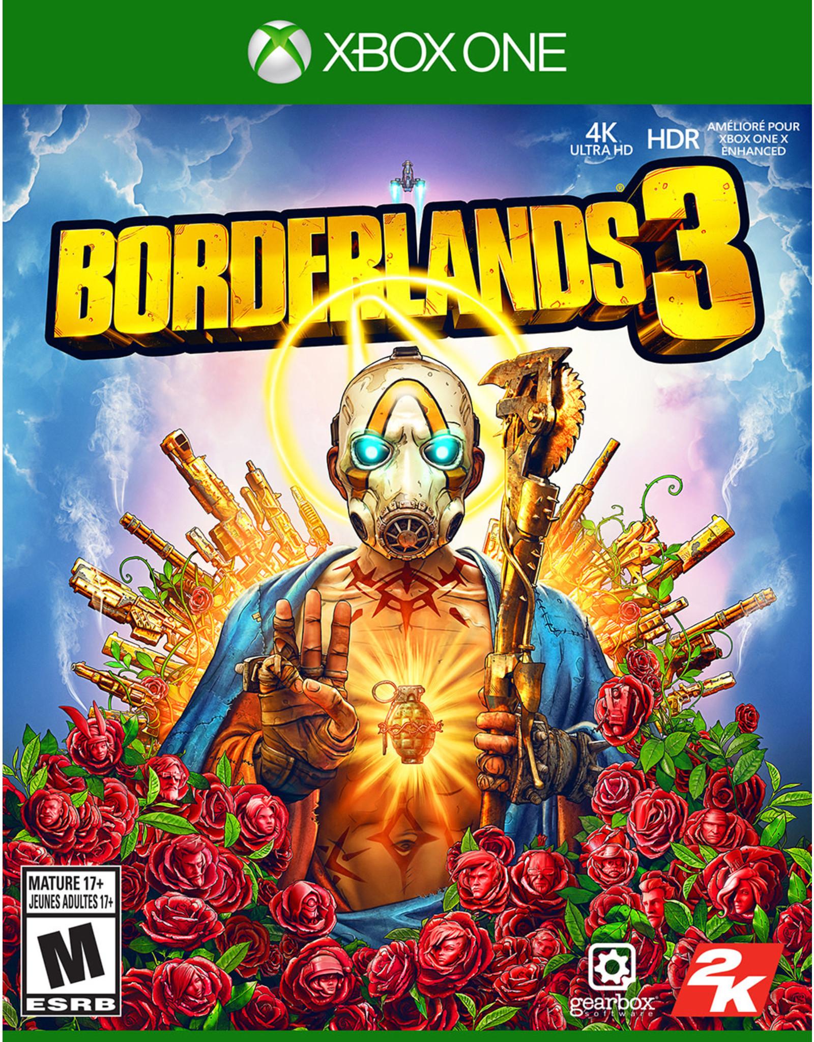 Xbox One Borderlands 3 (Used)