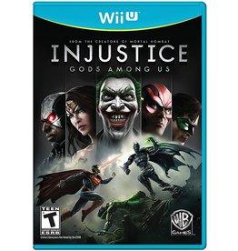 Wii U Injustice: Gods Among Us (Used)