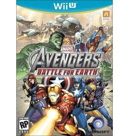 Wii U Marvel Avengers: Battle For Earth (CiB)