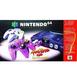 Nintendo 64 Nintendo 64 Console Atomic Purple Controller Bundle (CiB)