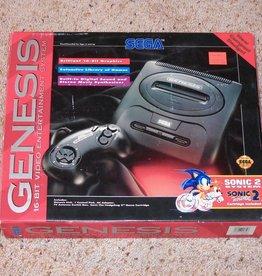 Sega Genesis 2.0 (Boxed, CiB, Sonic 2 Bundle)