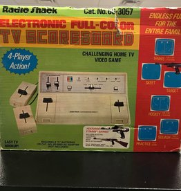 Radio Shack Radio Shack TV Scoreboard Model 60-3057 (CIB, Rough Box)
