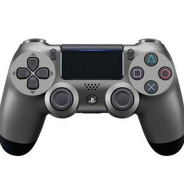 Playstation 4 PS4 Wireless Dualshock 4 Controller (Steel Black)