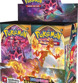 Pokémon Pokemon Sword & Shield Darkness Ablaze Booster Pack