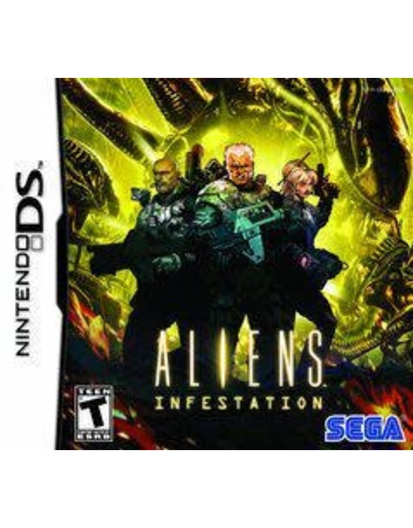 Nintendo DS Aliens: Infestation (CiB)