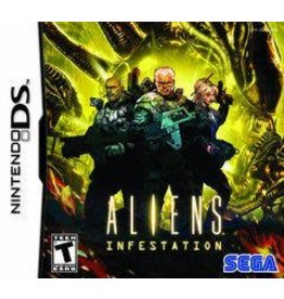 Nintendo DS Aliens: Infestation