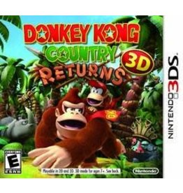 Nintendo 3DS Donkey Kong Country Returns 3D (Cart Only)