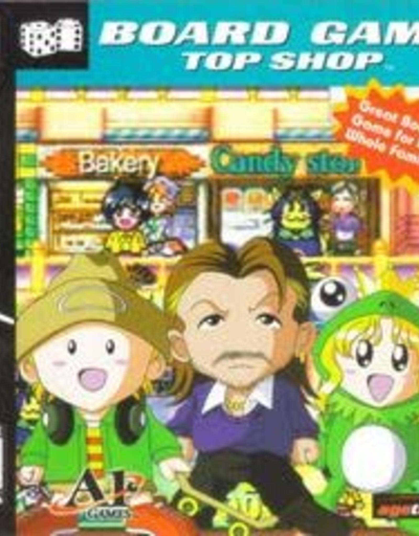 Playstation Board Game Top Shop (No Manual)