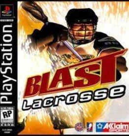 Playstation Blast Lacrosse (No Manual)