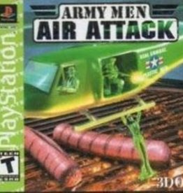 Playstation Army Men Air Attack (Greatest Hits)