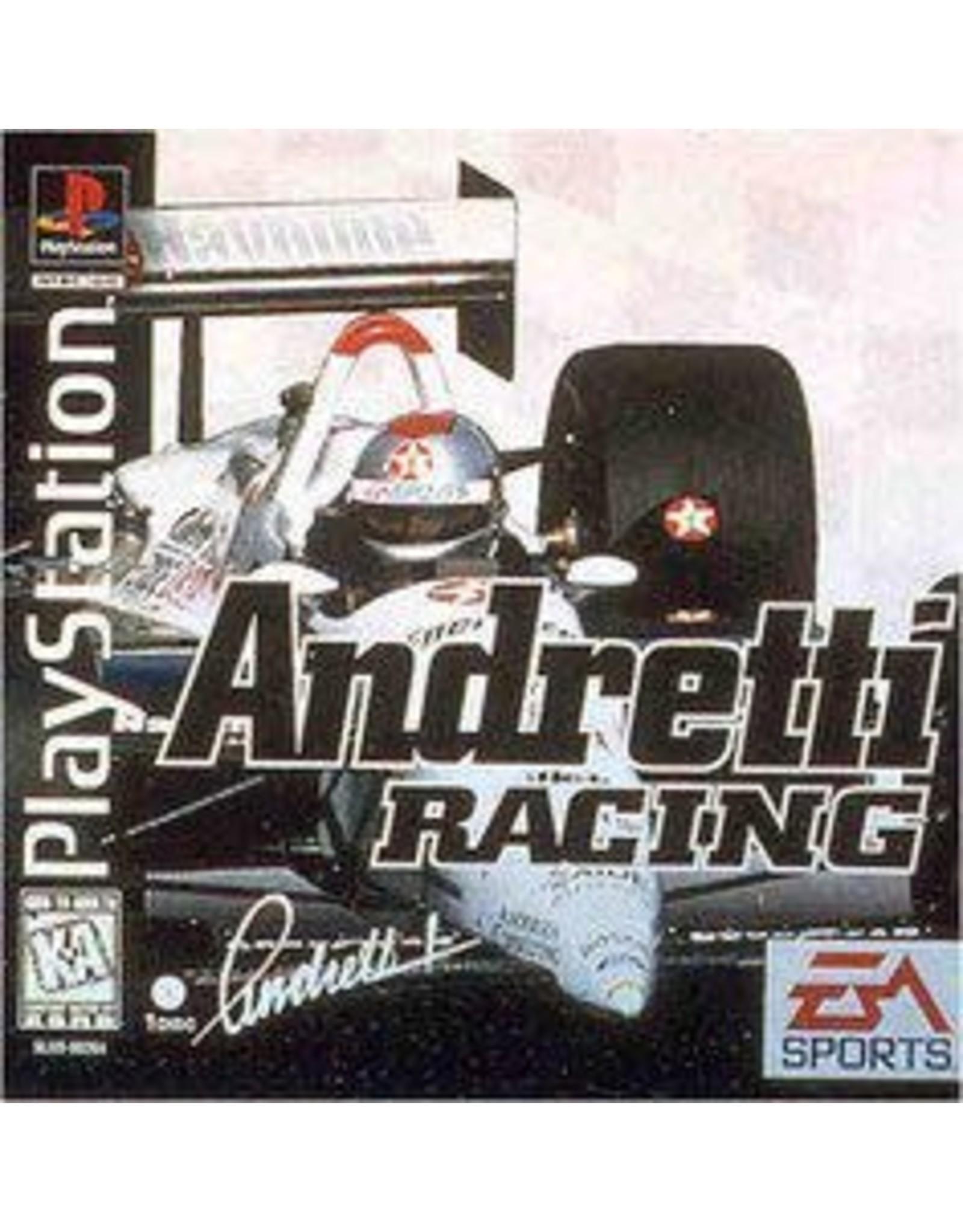 Playstation Andretti Racing (CiB)