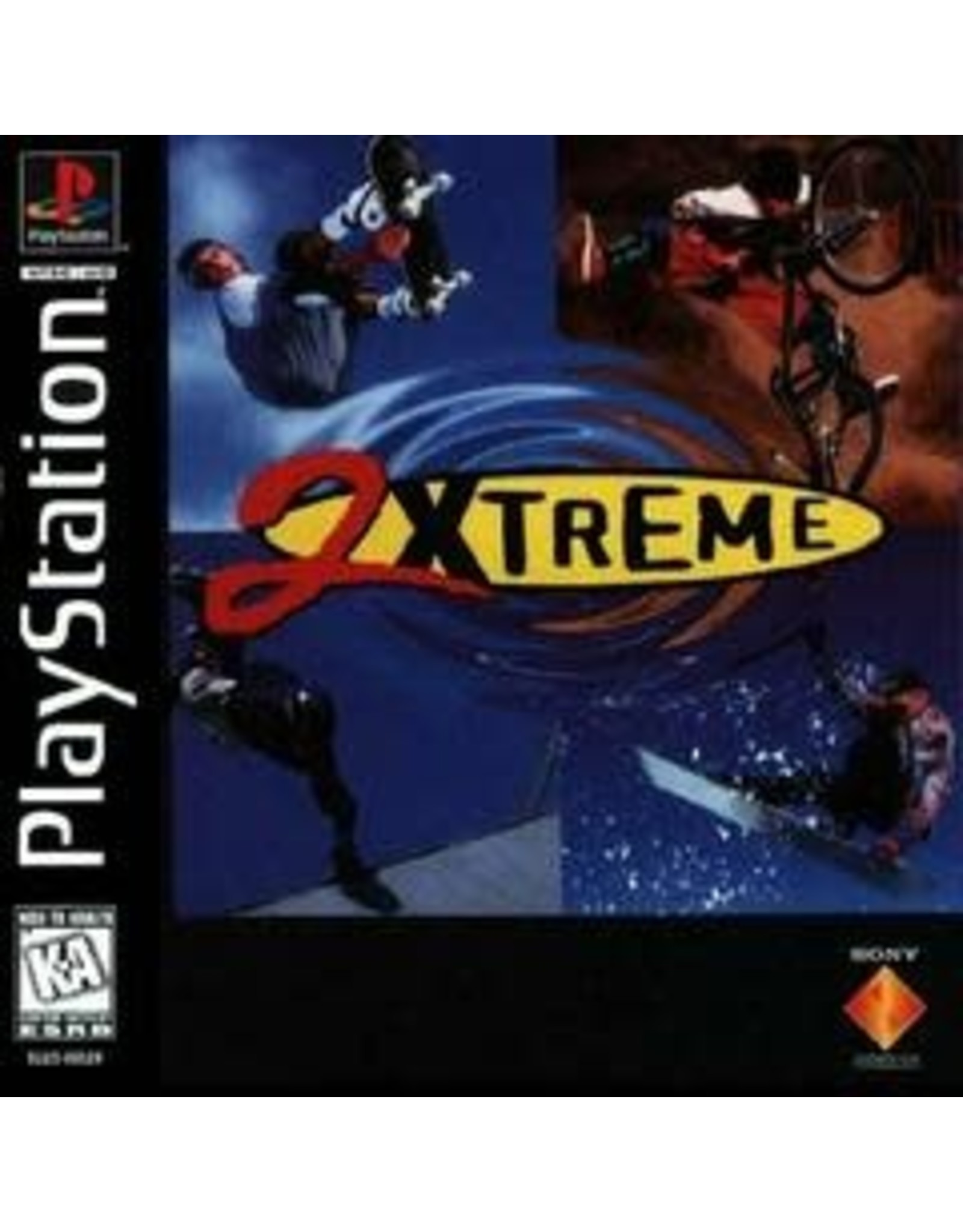 Playstation 2 Xtreme (CiB)