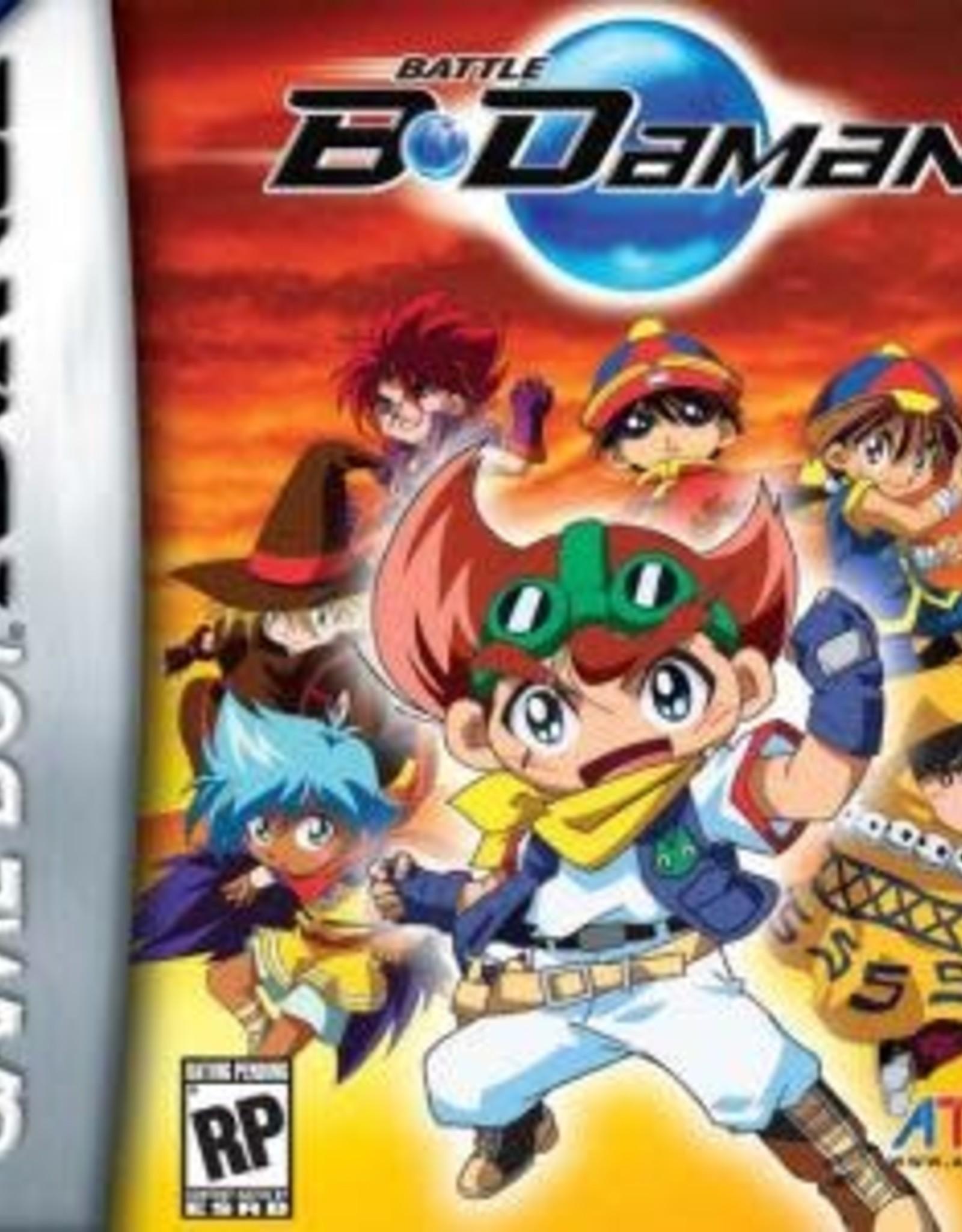 GameBoy Advance Battle B-Daman (Cart Only)