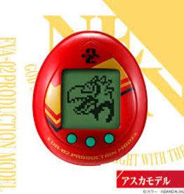 Tamagotchi Evangelion Tamagotchi Unit 02 (Consignment)