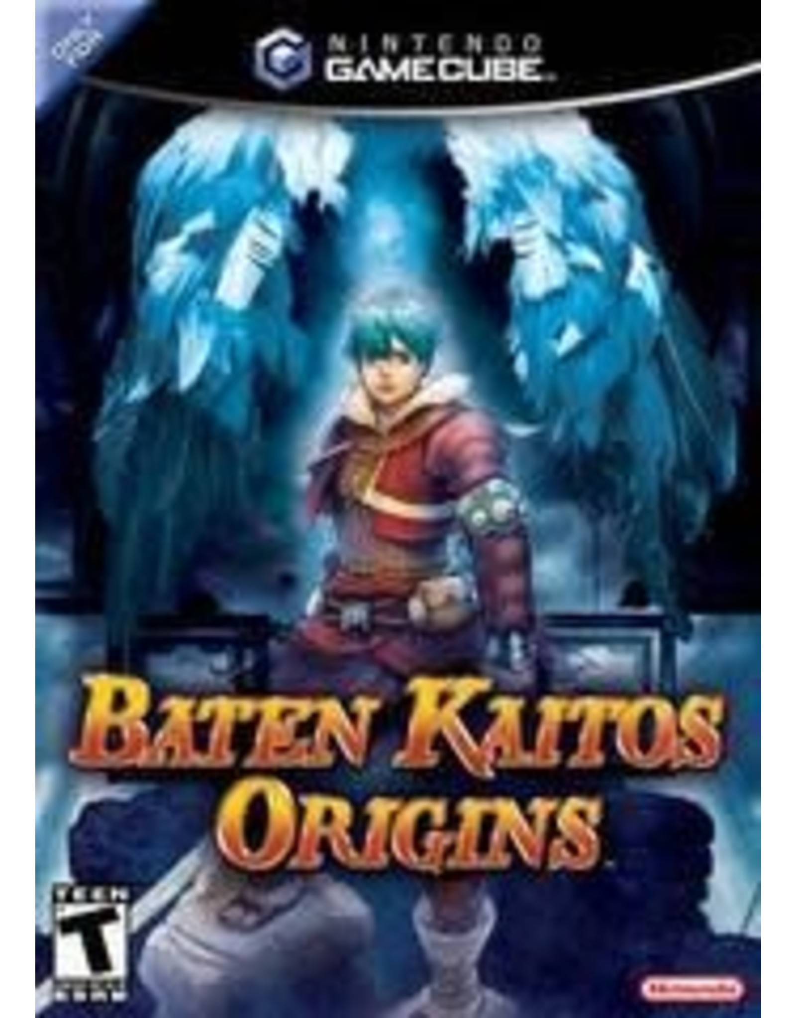 Gamecube Baten Kaitos Origins (No Manual)