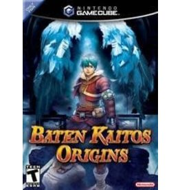 Gamecube Baten Kaitos Origins (No Manual)