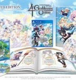 Playstation 4 Cyberdimension Neptunia: 4 Goddesses Online Limited Edition