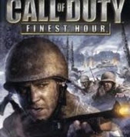 Gamecube Call of Duty Finest Hour (No Manual)